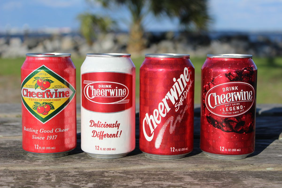 A Brief History of Cheerwine - Eater
