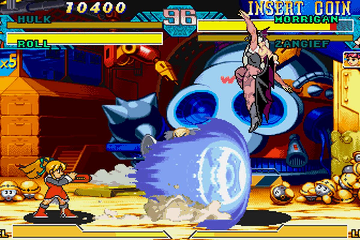 clash of super heroes