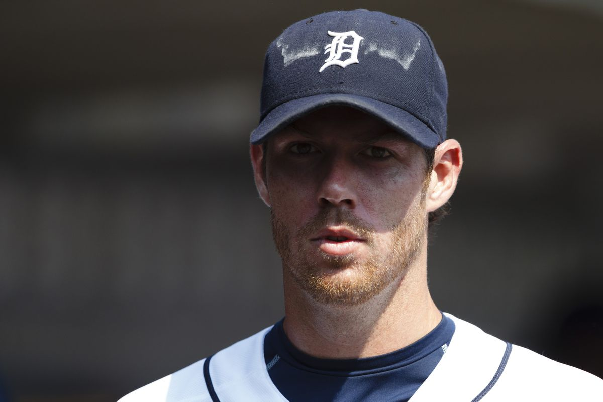 Fister's hat: still that dirty