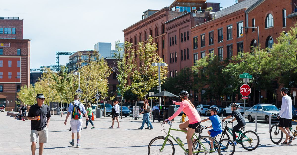 Why building walkable cities is the key to economic success