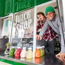 """Some people may dismiss the juice craze as a fad, but Juice Shop founder <b>Charlie Gulick</b> claims his diet of raw, vegan foods and juice <a href=""""http://sf.racked.com/archives/2014/01/10/why-charlie-gulick-believes-in-the-power-of-green-juice.php"""">sav"""
