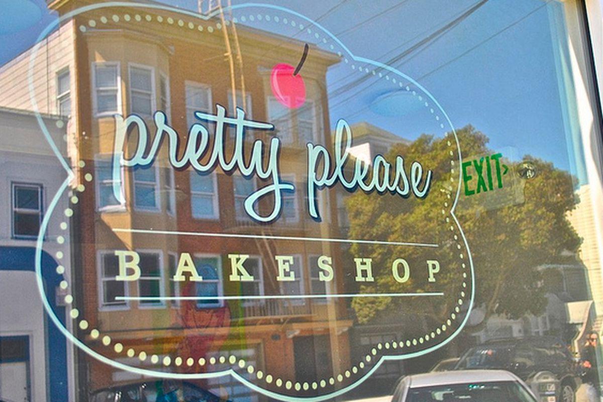 Pretty Please Bakeshop.