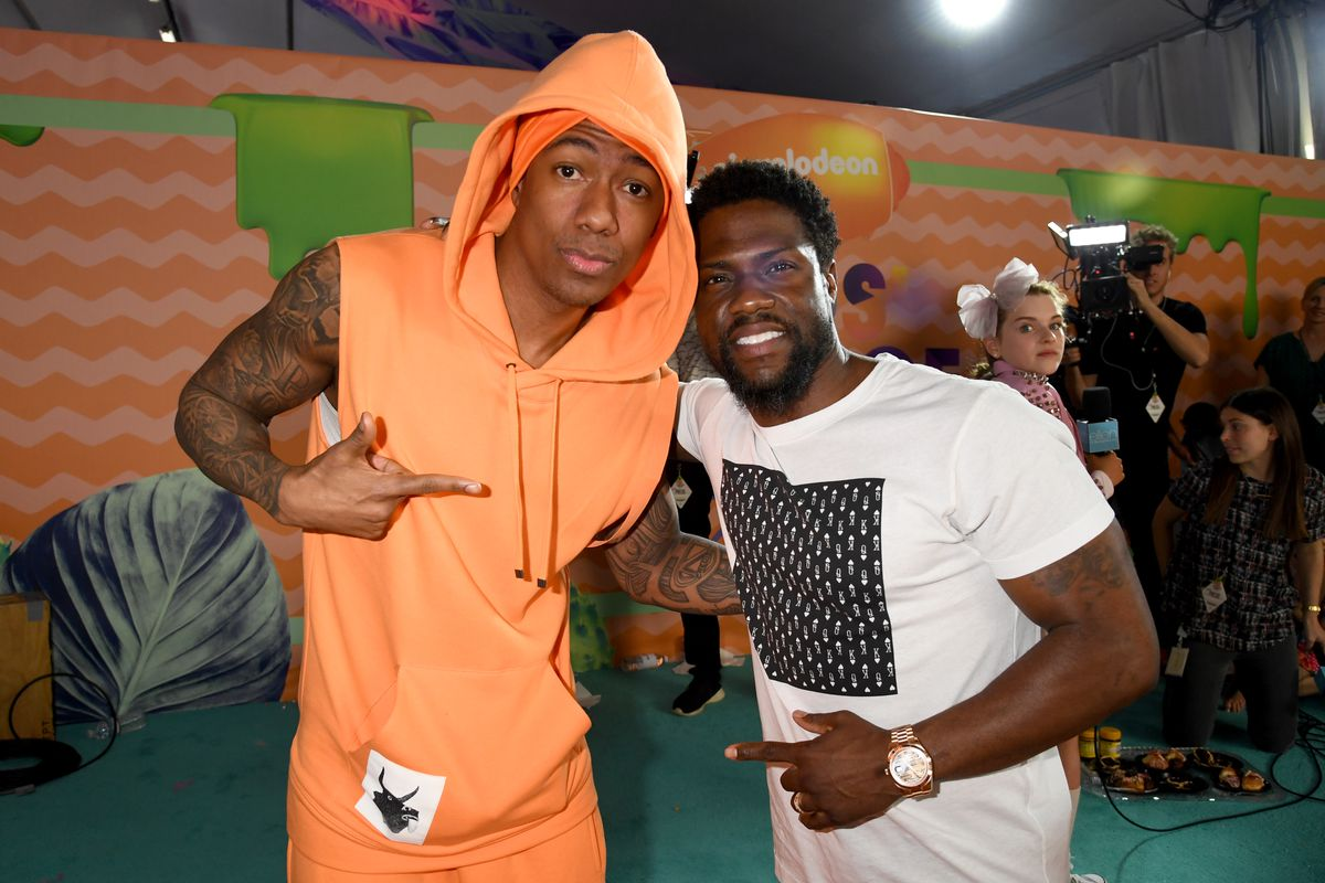 Nick Cannon Kevin Hart
