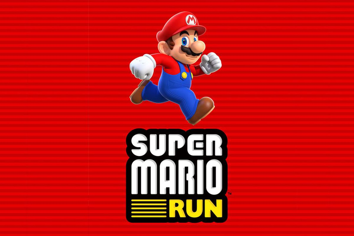 Super Mario Run is now available on Android - The Verge