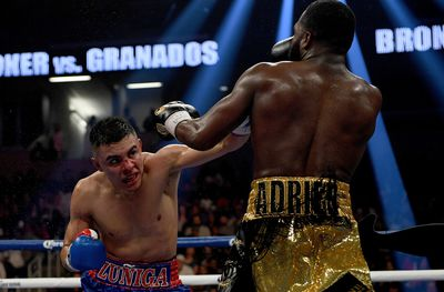 644154530 - Perennial underdog Granados goes for glory once more against Garcia