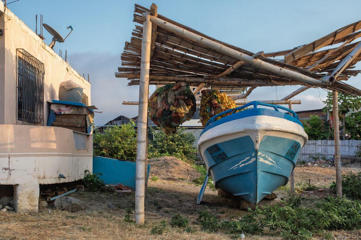 The video games of Ecuadorean fishing village Santa