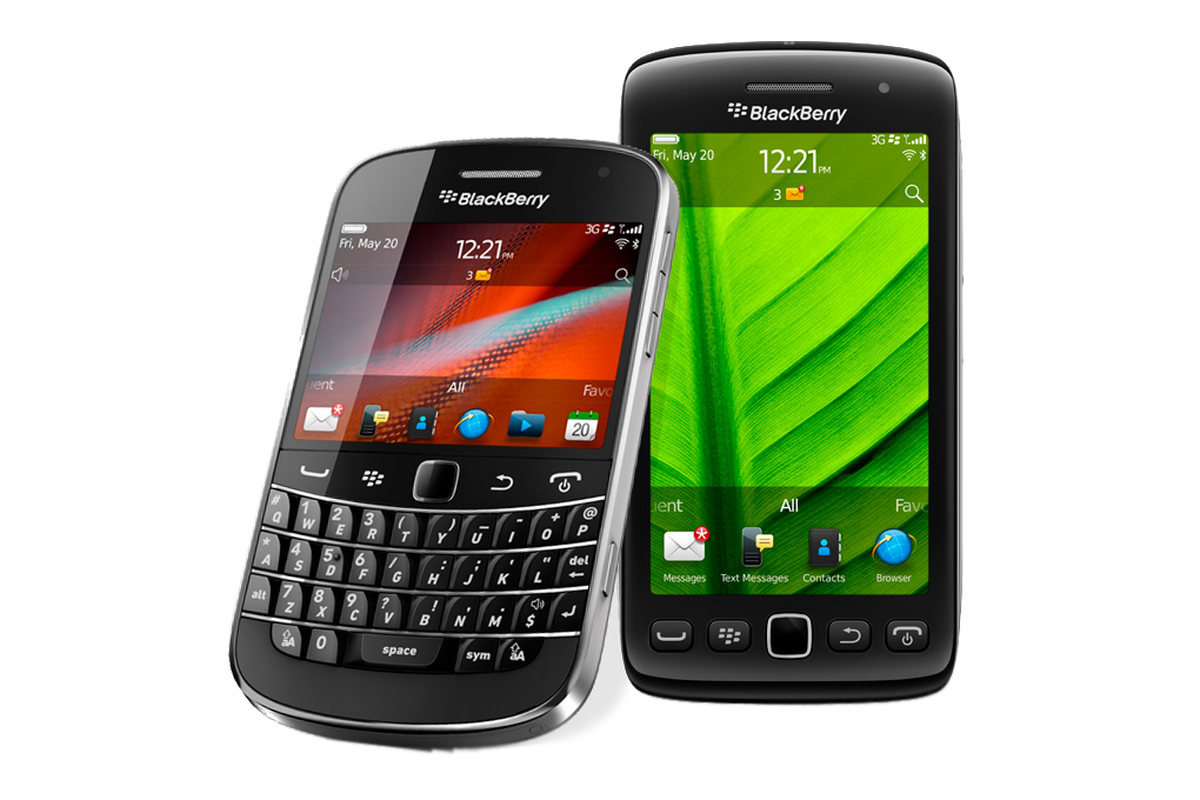 Sprint BlackBerry Bold 9930 and Torch 9850 receive OS 7 1 update