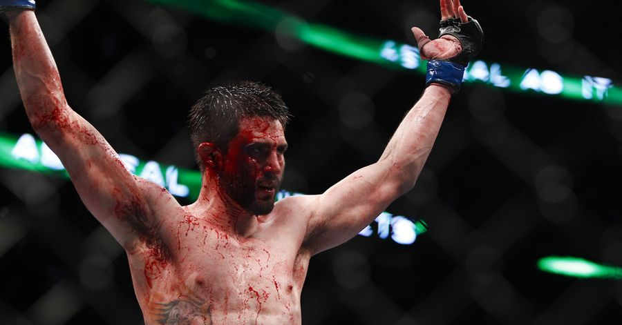 Carlos Condit not entering 'doomsday scenario' off five straight losses: 'I don't think that I'm past my prime'