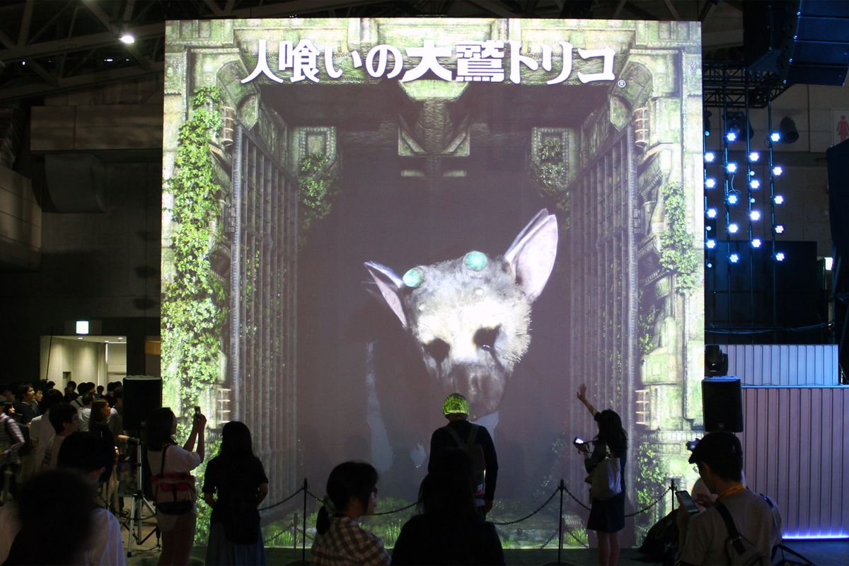 The Last Guardian Isnt Playable At Tgs But Sony Will Let You Play