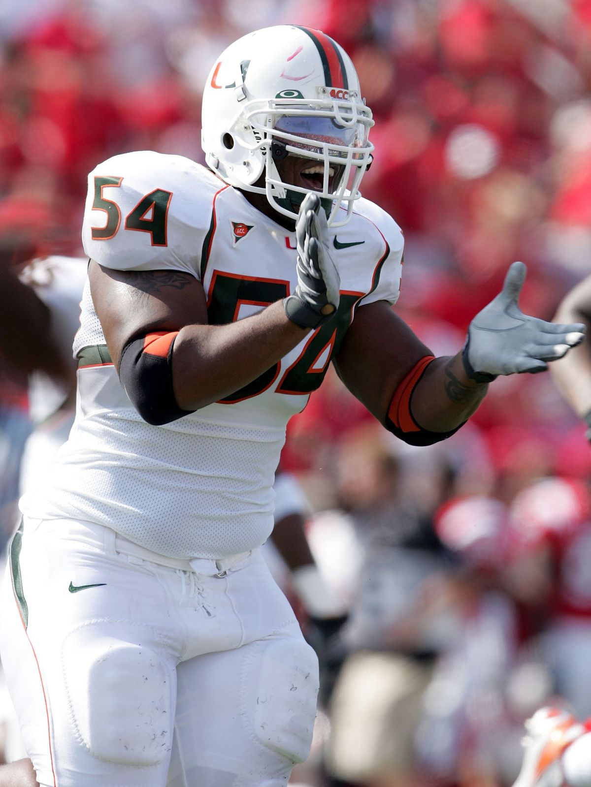 54 Days until Miami Hurricanes Football: Top Canes to Wear ...
