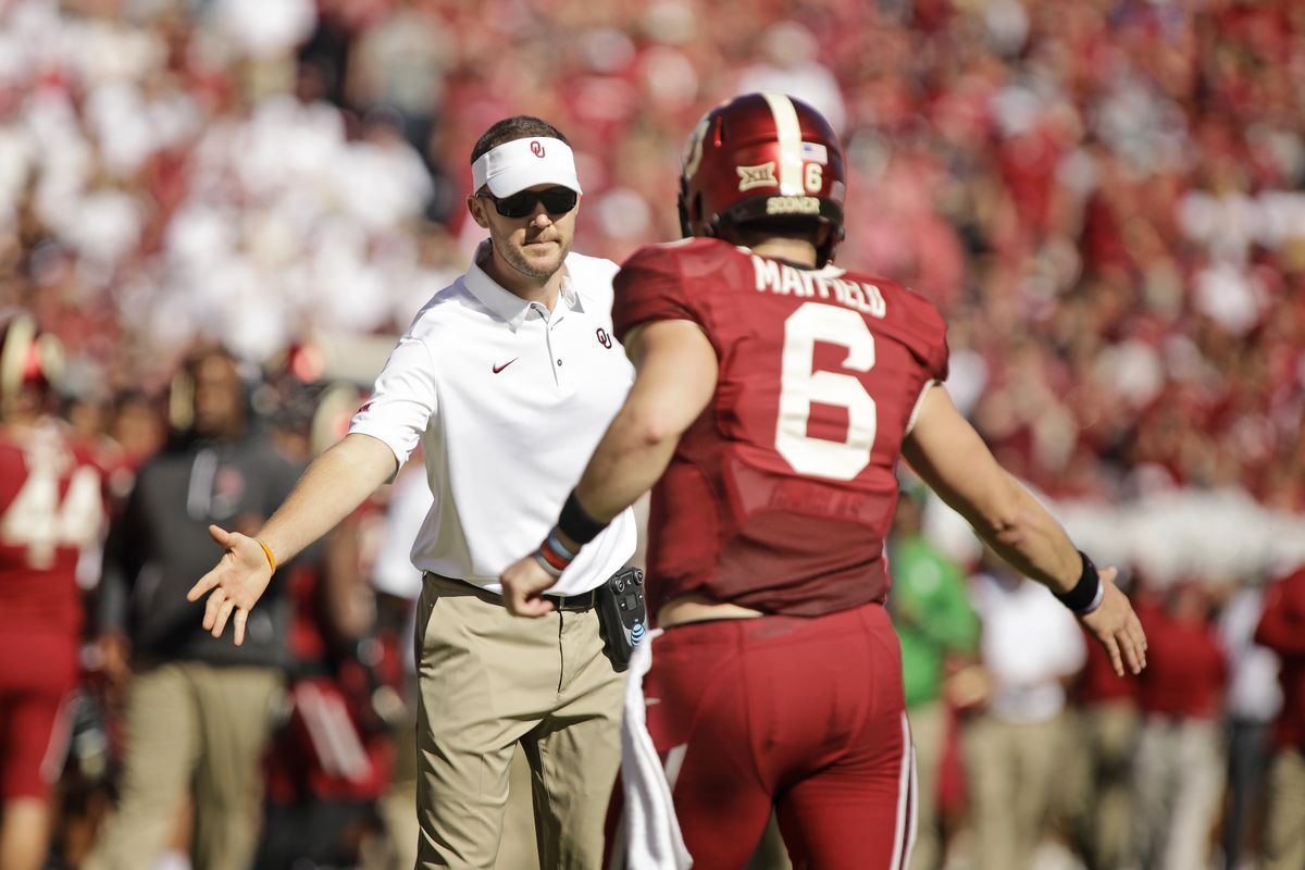 Are The Oklahoma Sooners Still College Football Playoff