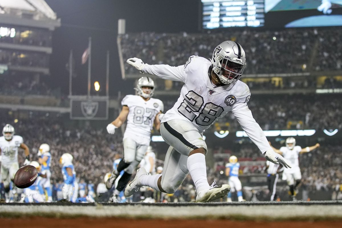 Latest Sports News: NFL: Los Angeles Chargers at Oakland Raiders