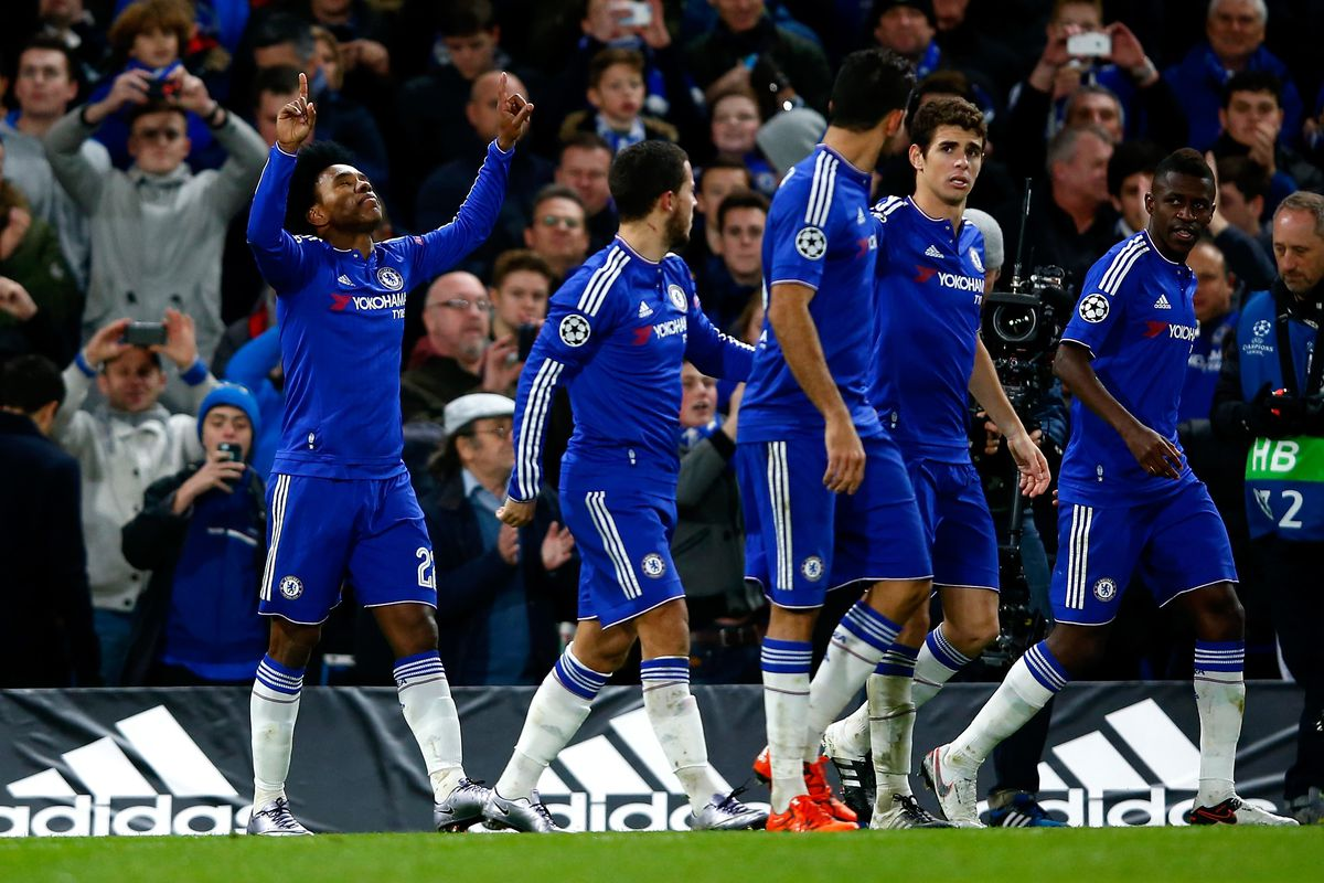 With Mourinho gone, will Chelsea players be celebrating more often?