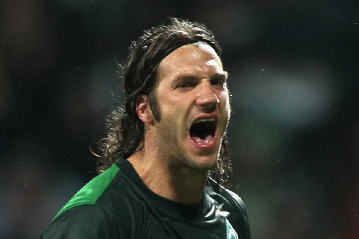 Torsten Frings back playing in Germany?  Could be.