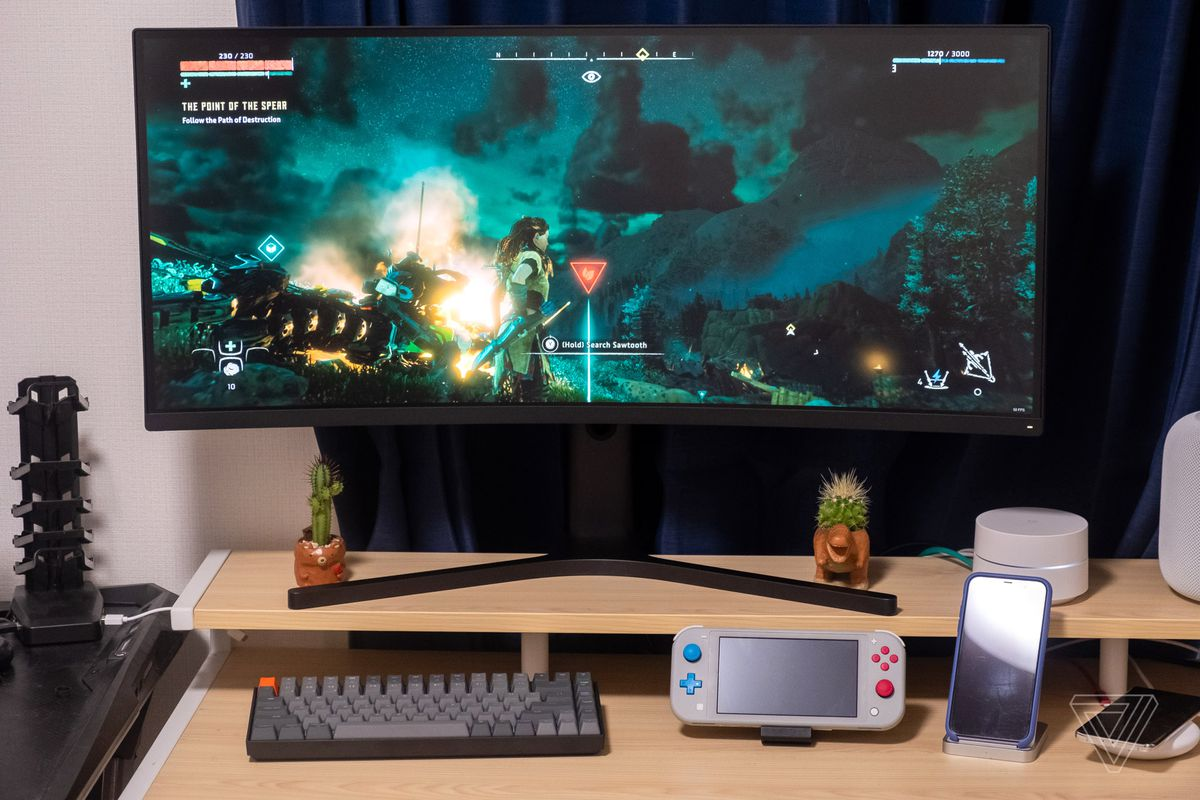 Xiaomi's new gaming monitor is a surprisingly good 9 inch ...