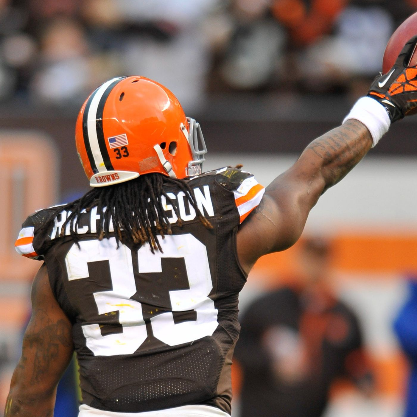 Cheap Who Has Been the Cleveland Browns' Offensive MVP in 2012? Dawgs By  for cheap