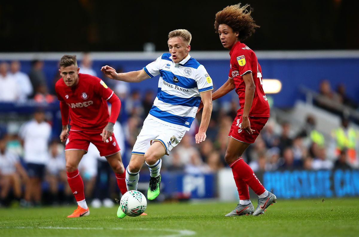 Queens Park Rangers v Bristol City - Carabao Cup First Round