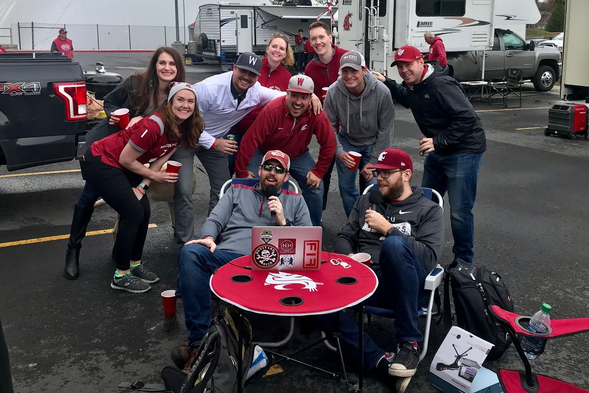 Podcast: Live show from the WSU spring game