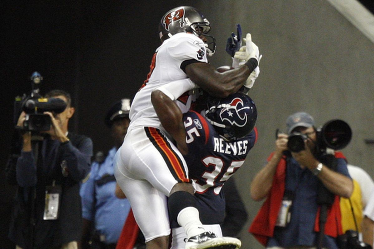 Remember Jacques Reeves whenever you get down about the Texans' chances in 2013.  You'll cheer right the heck up.