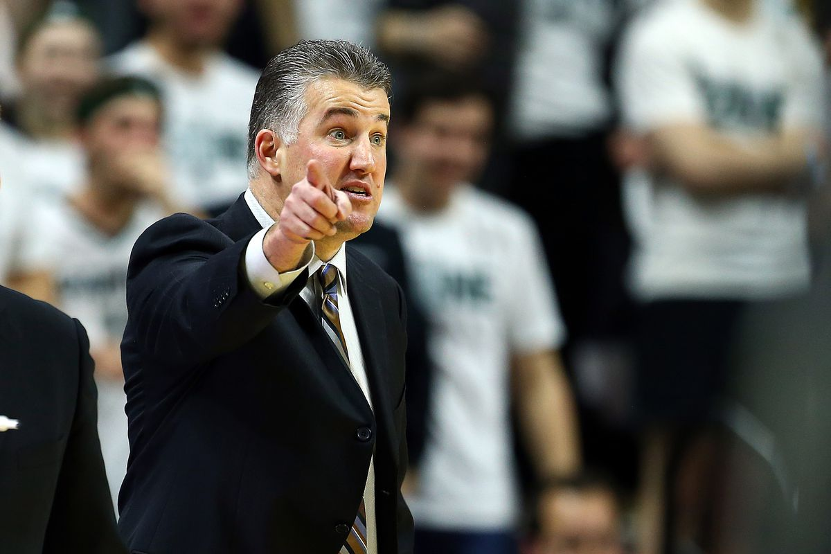 Painter, pointing at Purdue's March record.