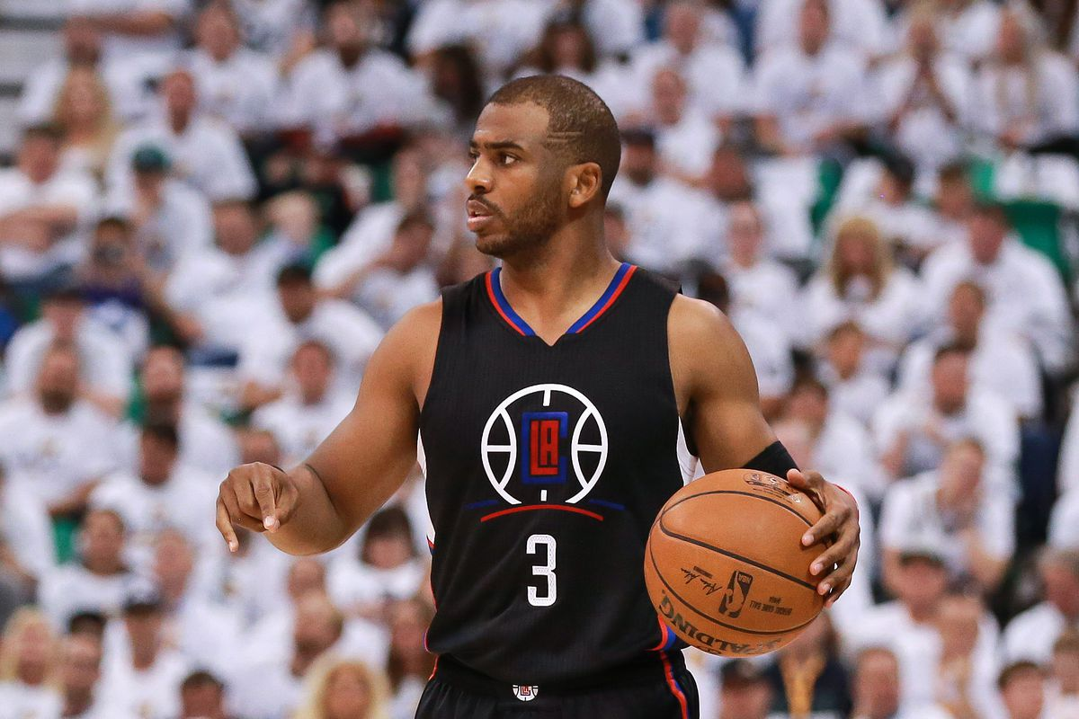 Chris Paul would consider Spurs if he opts out of Clippers deal