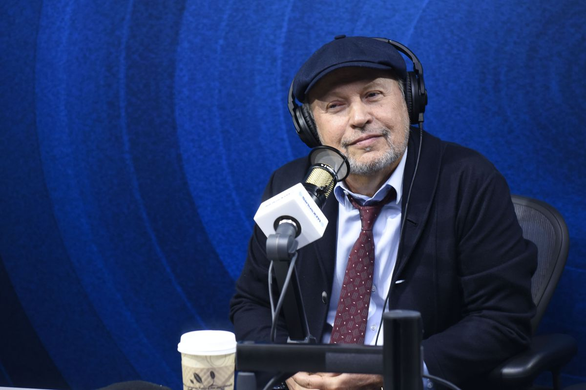 Billy Crystal Visits SiriusXM's The Jess Cagle Show at the SiriusXM Hollywood Studios