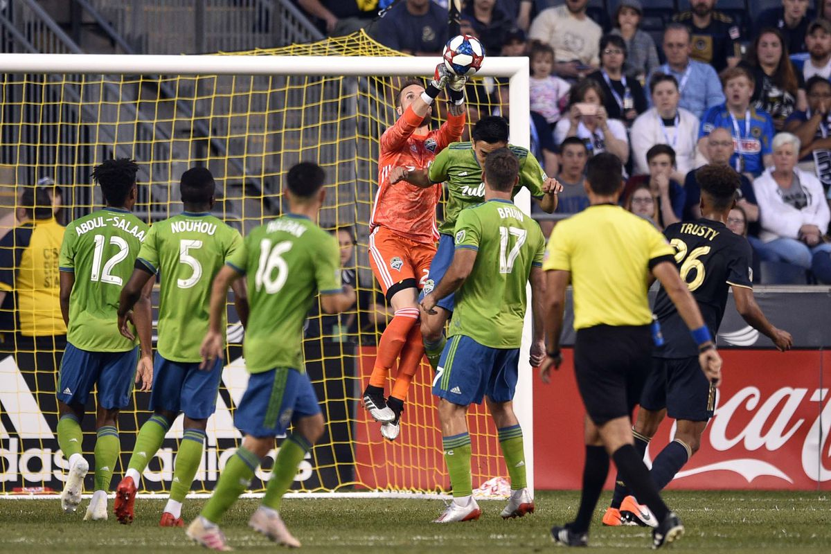 Sounders at Union, live updates: Gamethread