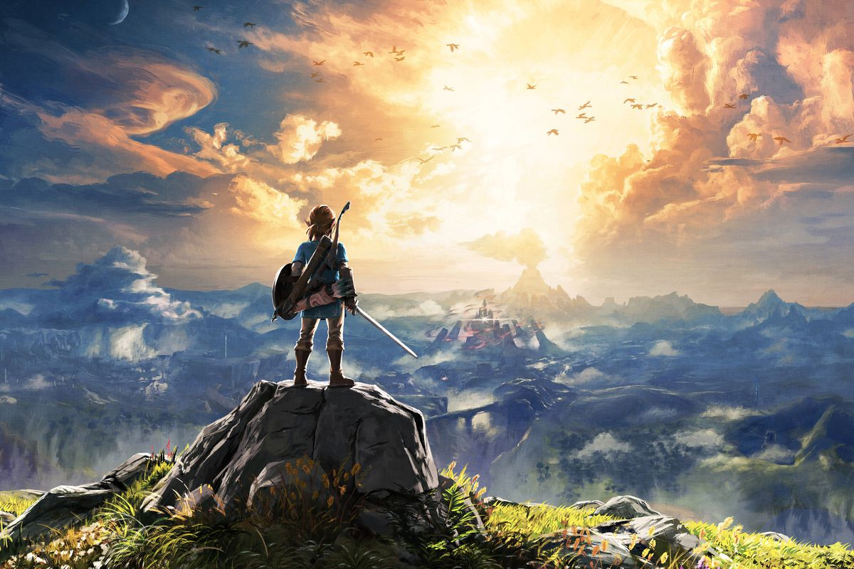 zelda breath of the wild is already one of the best reviewed games
