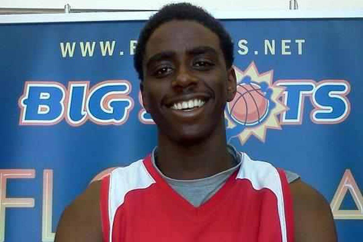 2015 basketball recruit Dwayne Bacon.