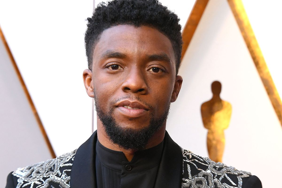 Chadwick Boseman Star Of Black Panther Dies At 43 The Verge