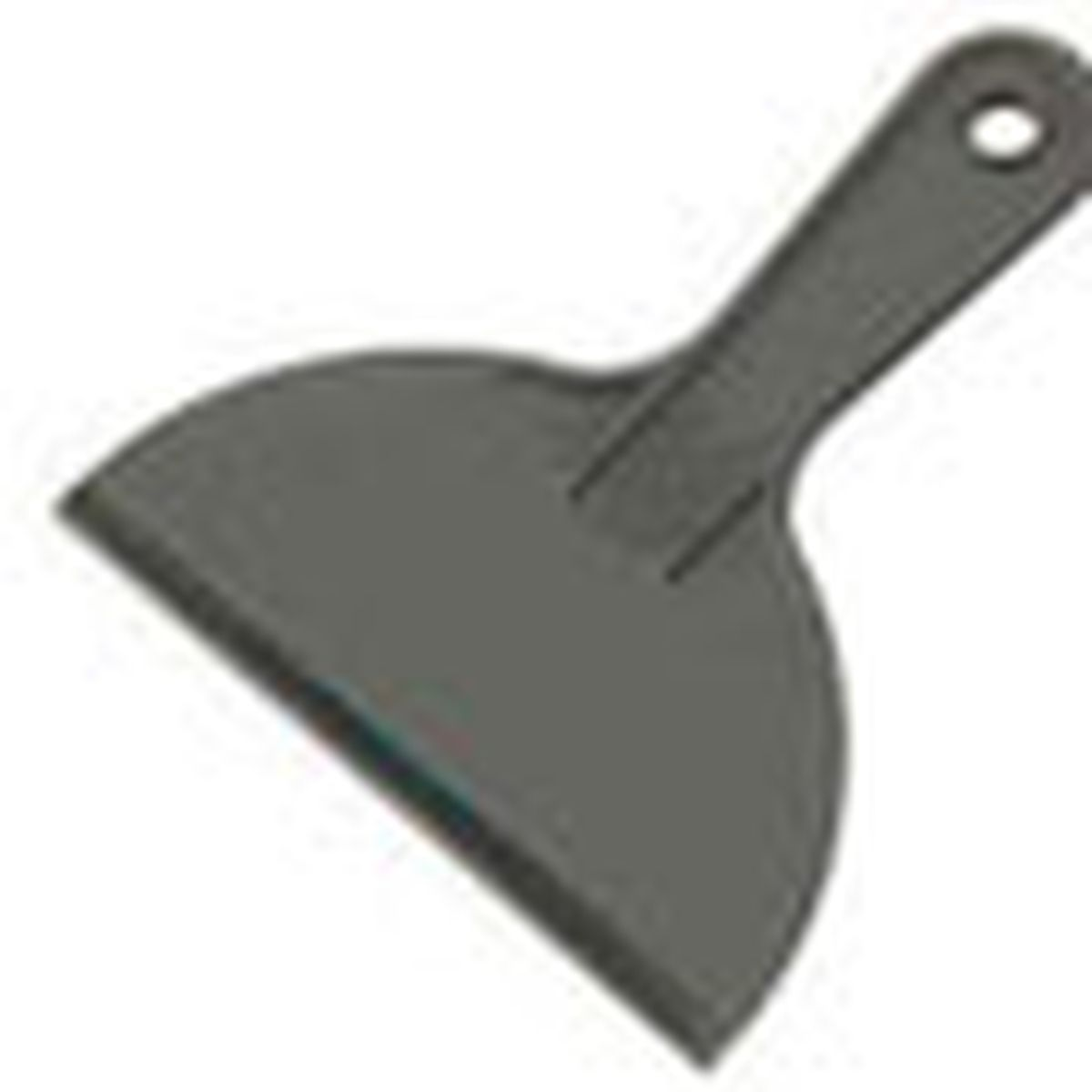 plastic putty knife