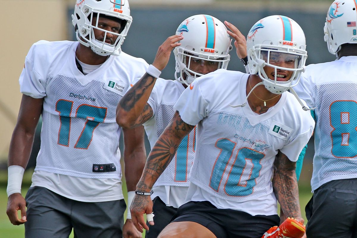Miami Dolphins News 8/6/19: Dolphins Release First Depth Chart