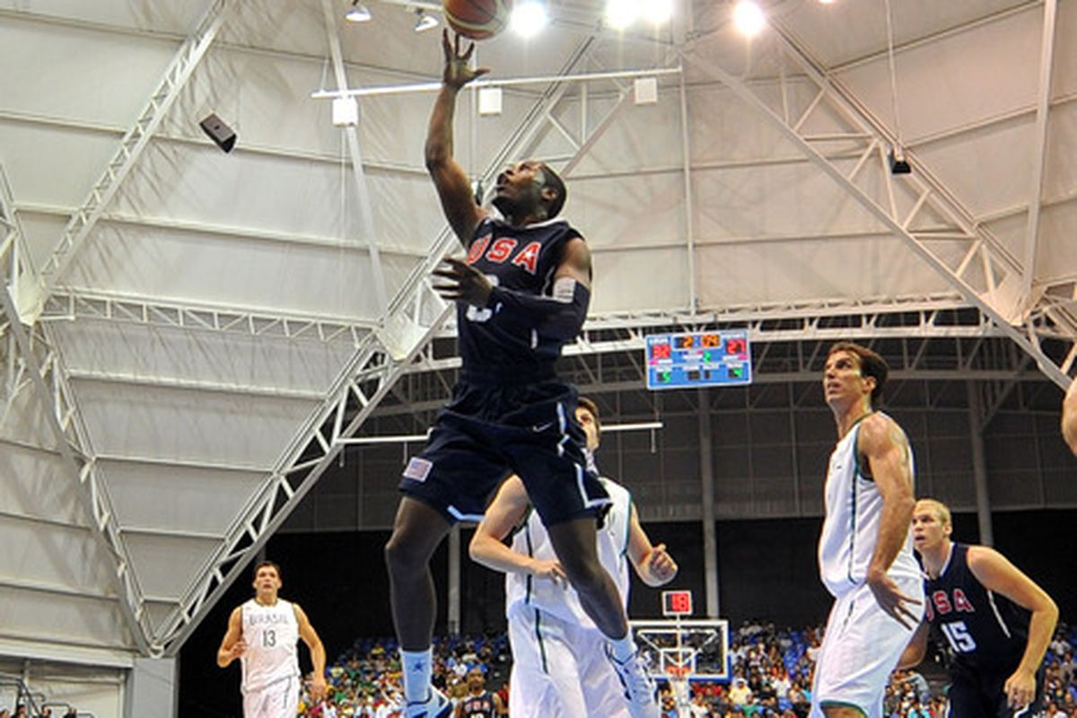 Team USA brought home another gold medal (Photo by Dennis Grombkowski/Getty Images)