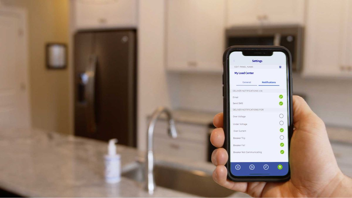 Leviton's new smart Load Center brings app control to your circuit breakers  - The VergeThe Verge