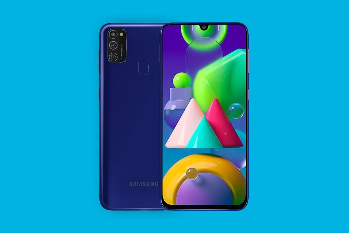 Samsung Galaxy M21 2021 is coming!