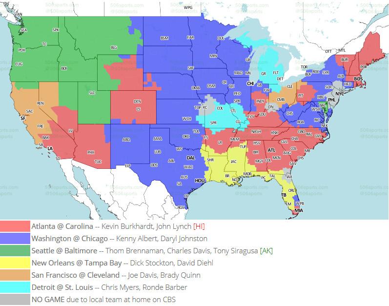 San Francisco 49ers vs  Cleveland Browns: Week 14 TV
