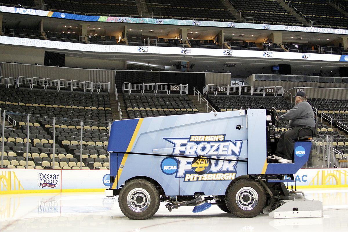 RMU hosted the 2013 Frozen Four in Pittsburgh.