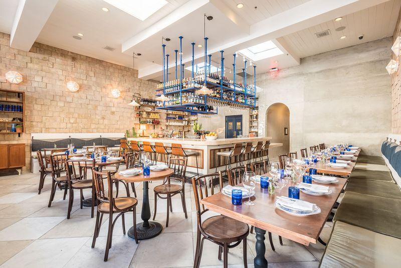 For Mid Citys New Go To Outstanding Modern Israeli Cuisine Jaffa