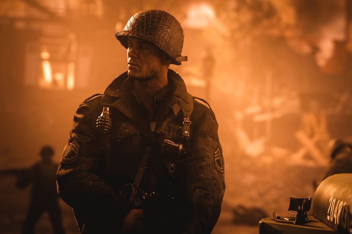 Call of Duty: WWII trades mortar shells for loot boxes