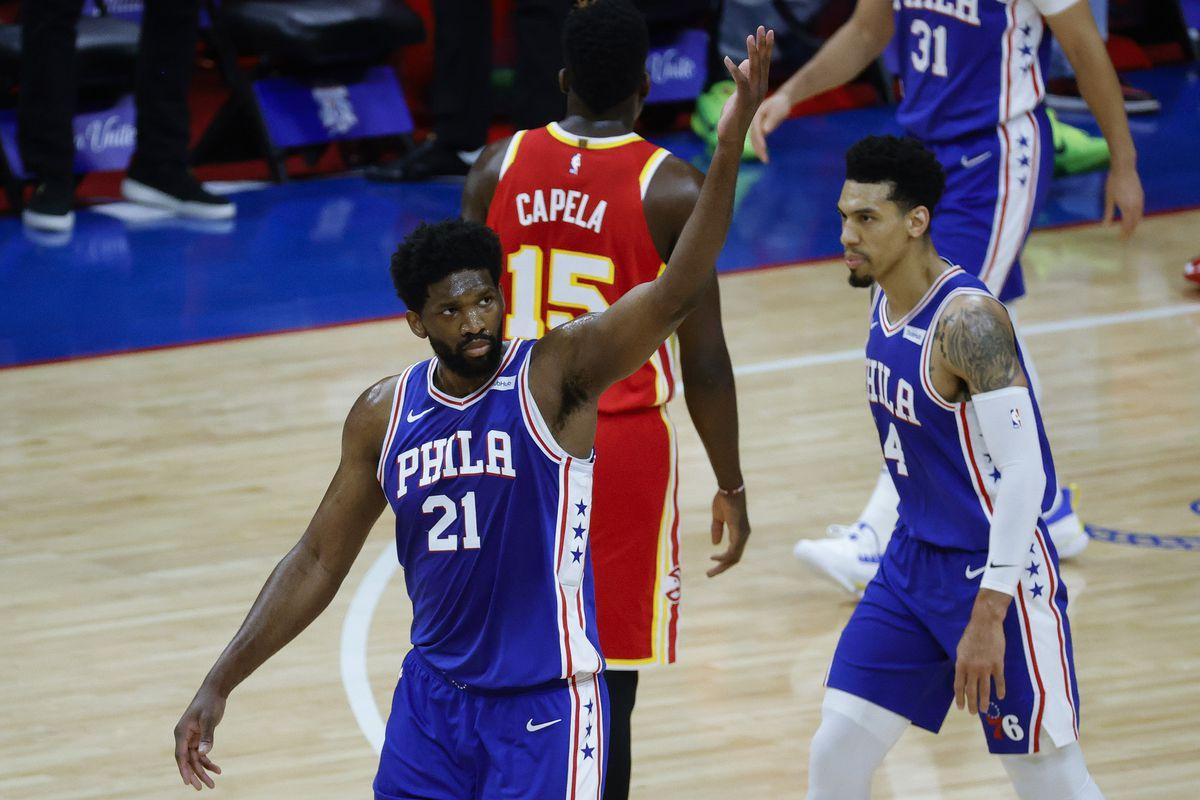 Atlanta Hawks v Philadelphia 76ers - Game Two