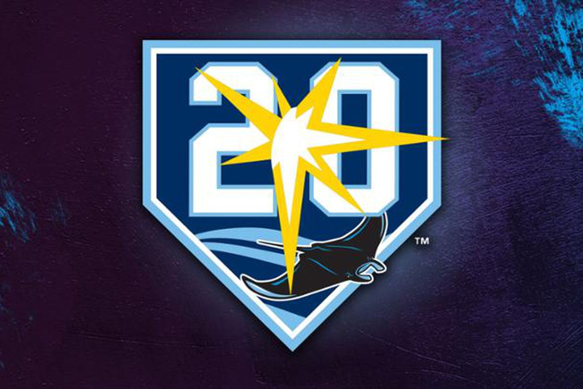 Rays Debut 20th Anniversary Swag Draysbay