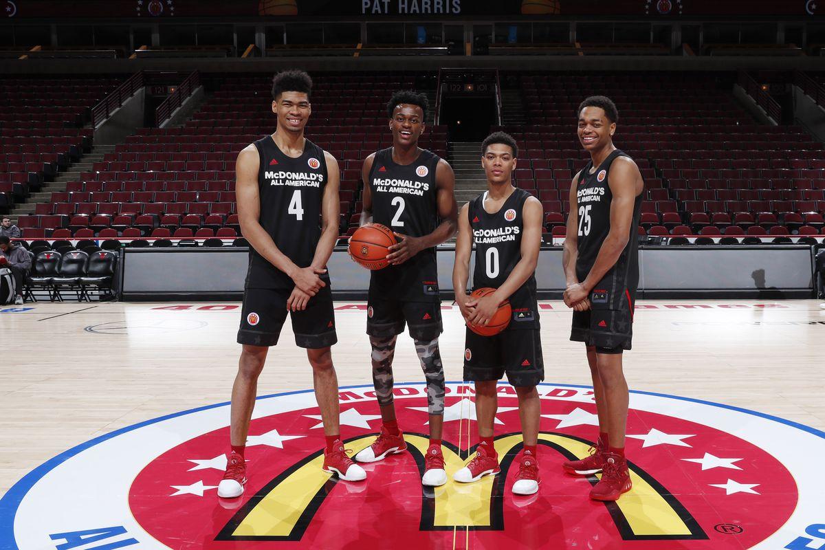 7a621c2a75bf McDonald s All American Game Recap  A Kentucky Wildcats Perspective ...