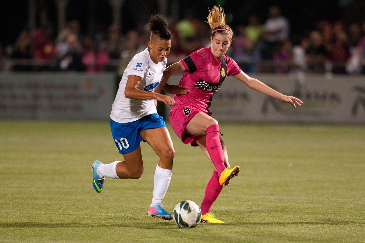 Breakers forward Lianne Sanderson contributed a team-high seven assists in 2013