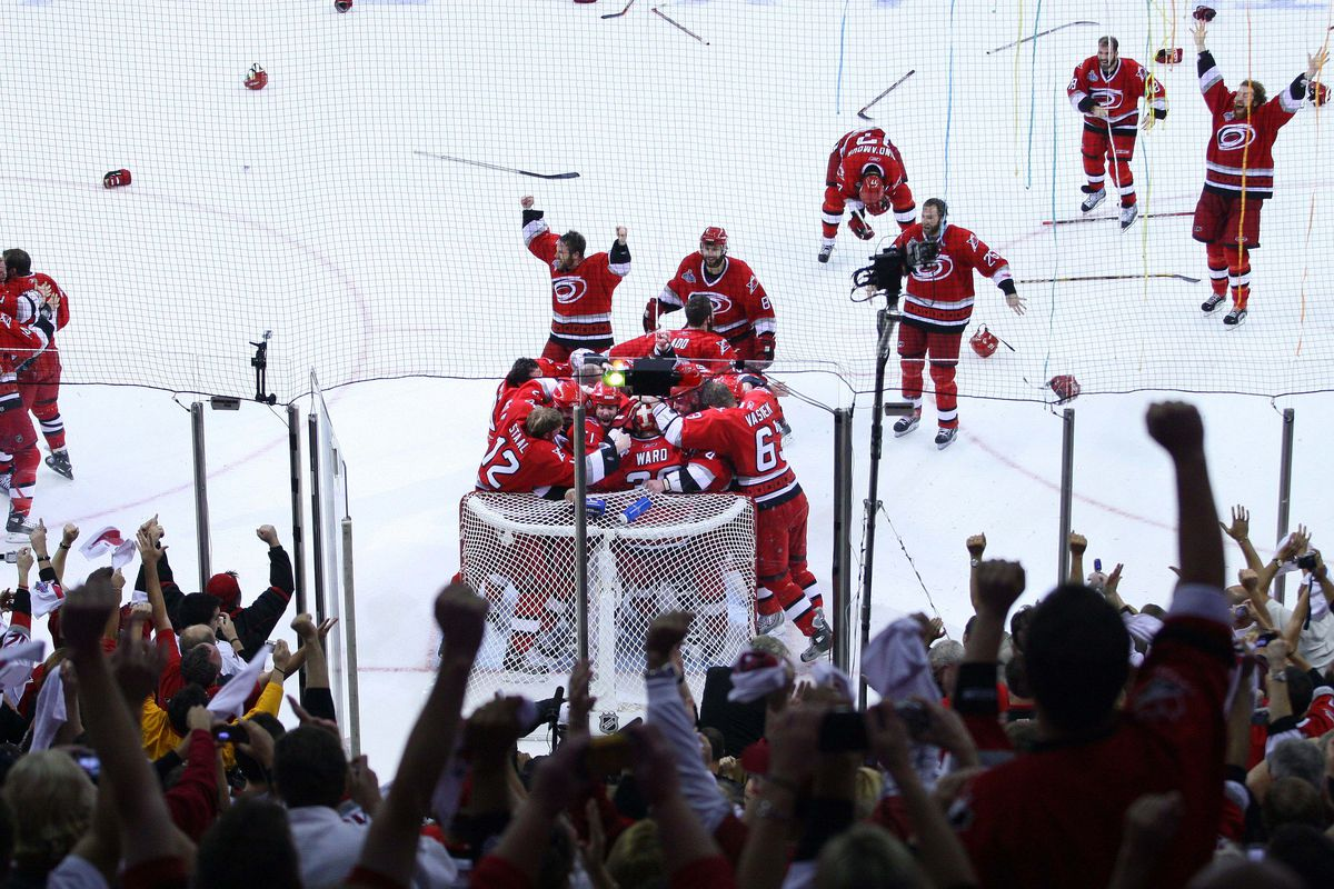 087467a1f Top 10 Moments in Carolina Hurricanes History - Canes Country