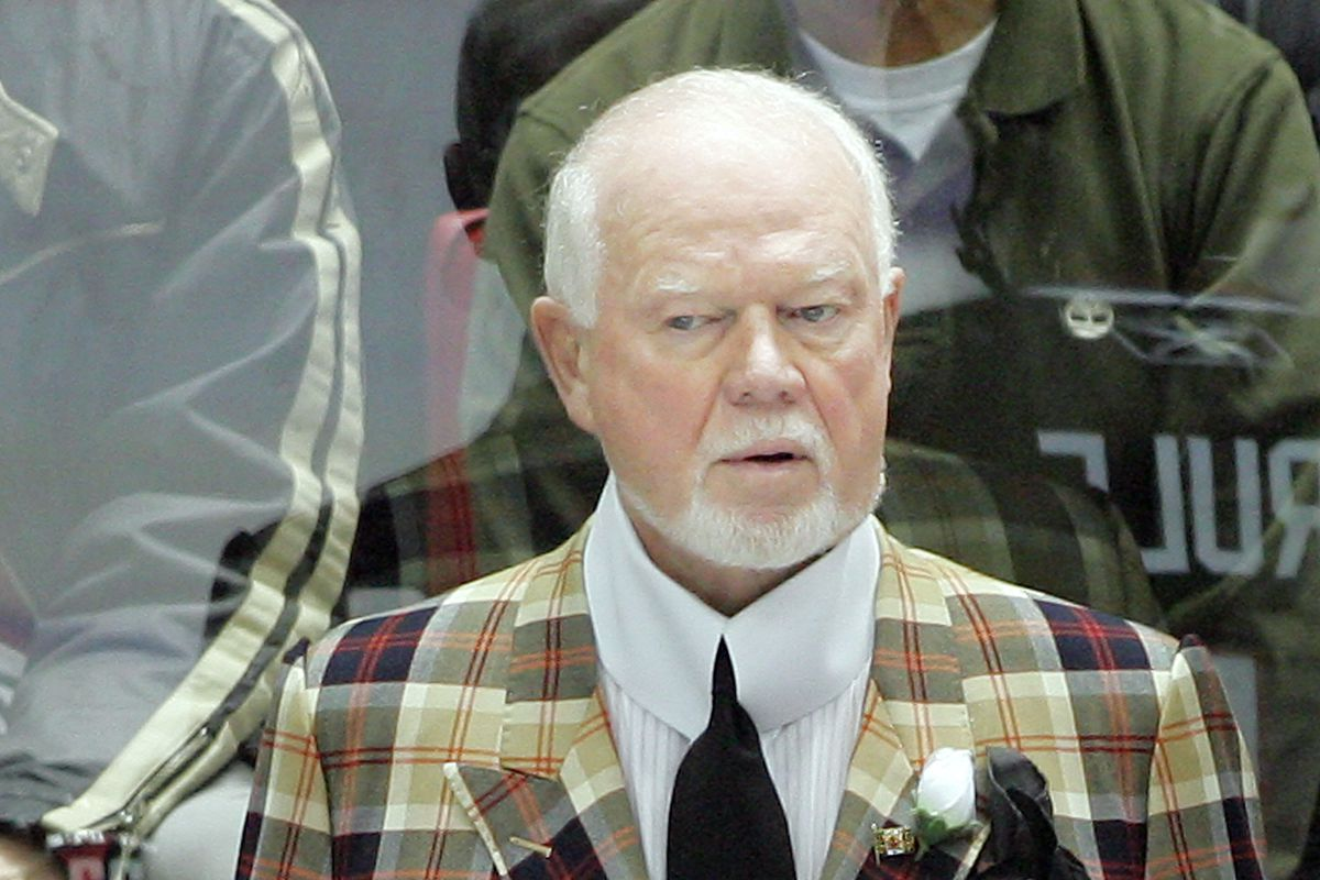 Hockey Commentator Don Cherry Fired For Rant About Immigrants Chicago Sun Times