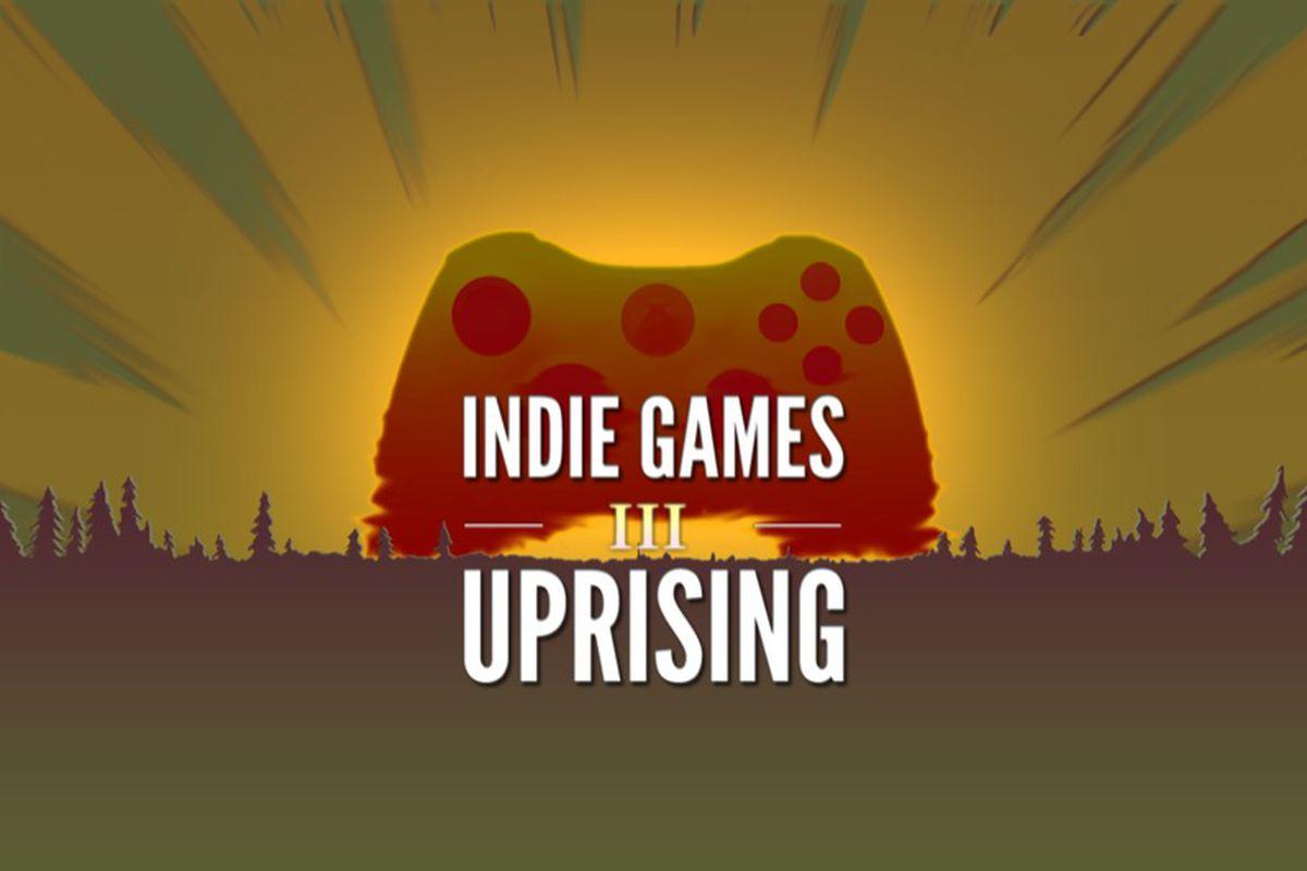 indie games uprising 3