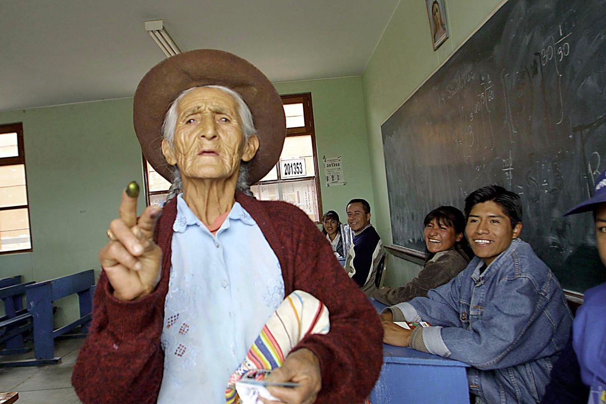 Peruvian Presidential Elections