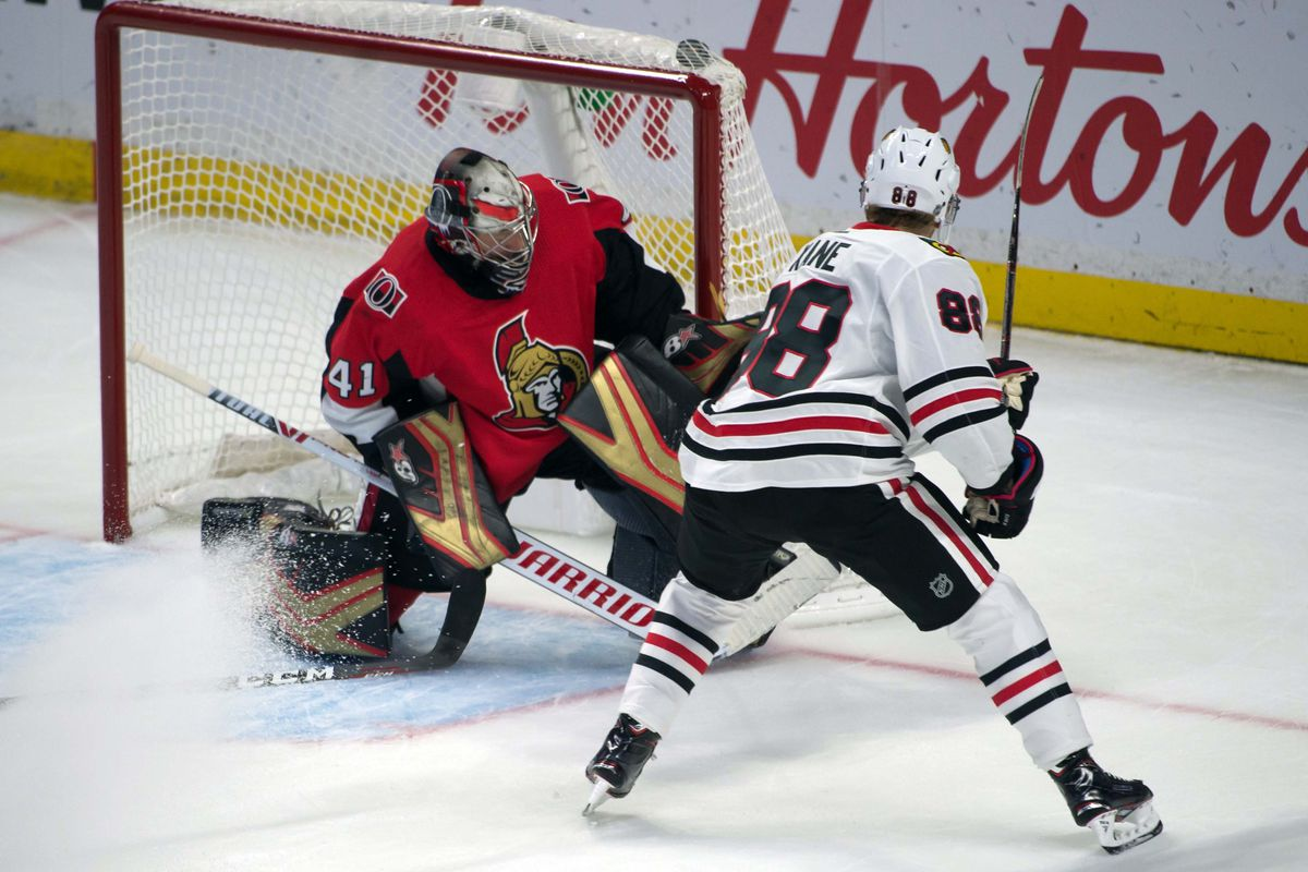 Blackhawks beat Senators 4-3 on Patrick Kane s overtime winner a1b06b033