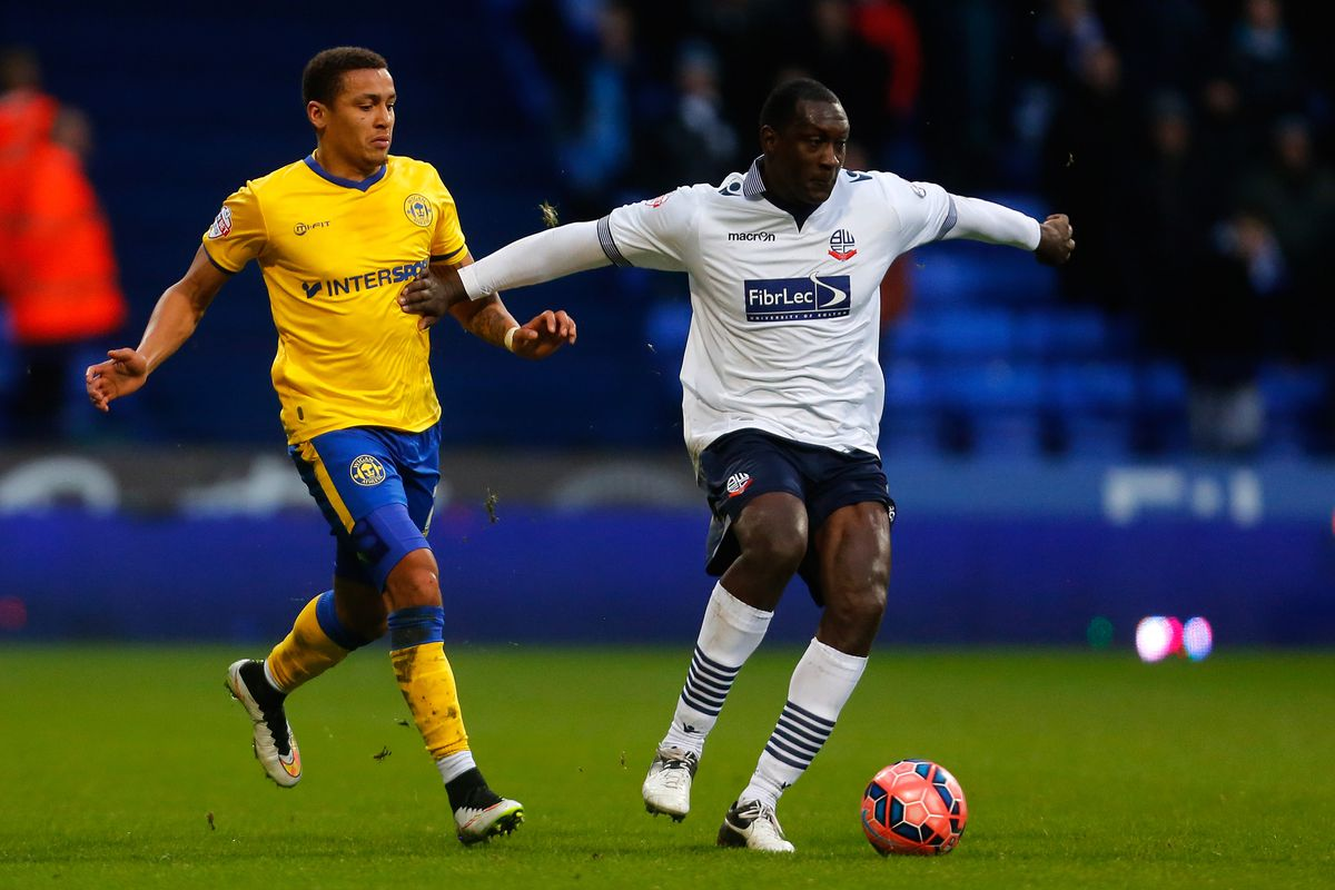 Emile Heskey returns to Anfield with Bolton Wanderers today