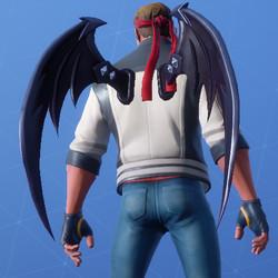 Dusk Wings, Unlocked at level 55
